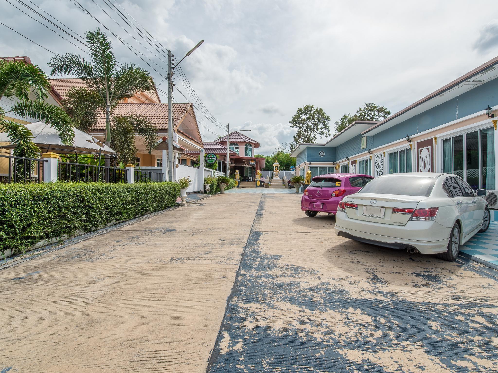 Narnia Villa Pattaya นาร์เนีย วิลลา พัทยา