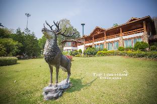ザ ログ ホーム エクスペリエンス カオヤイ The Log Home Experience Khao Yai