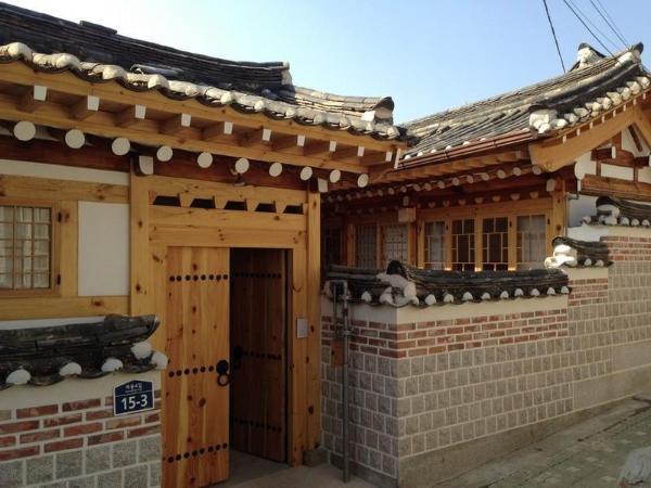 Hanok Guesthouse Mon Oncle a seoul Seoul