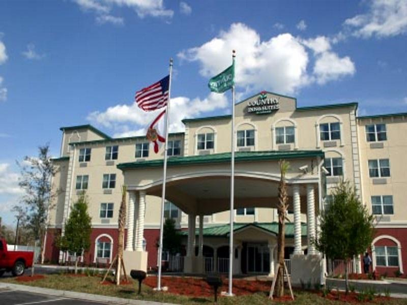 Country Inn And Suites By Radisson Jacksonville West