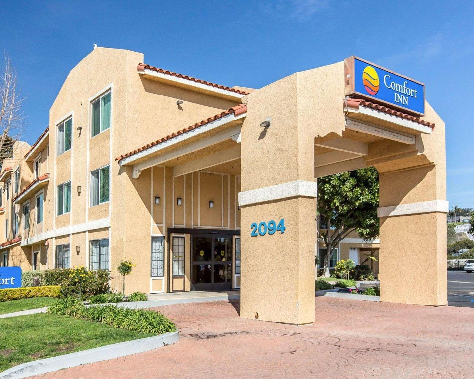 Comfort Inn And Suites Ventura Beach