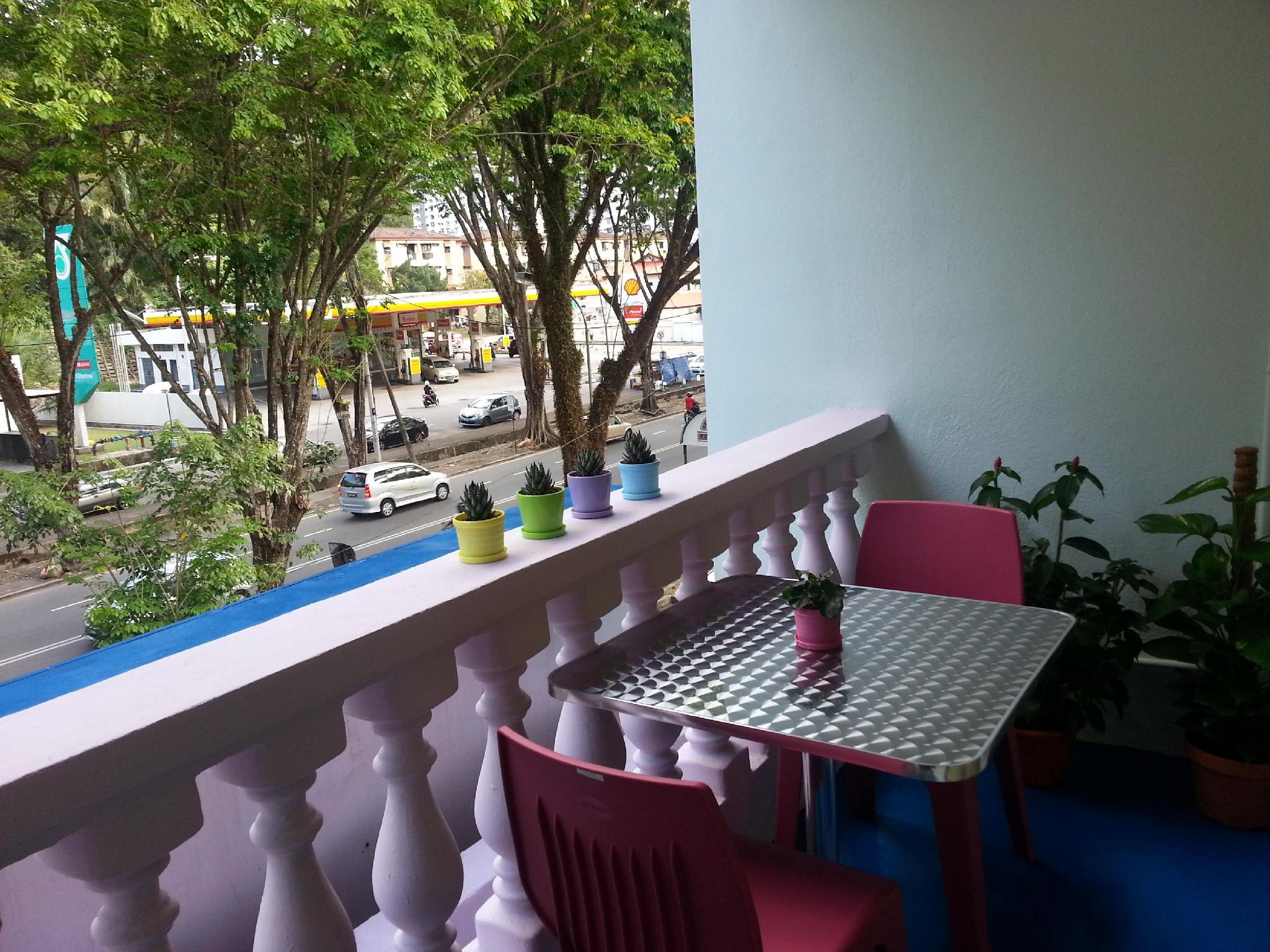 DeMoty Hostel Penang