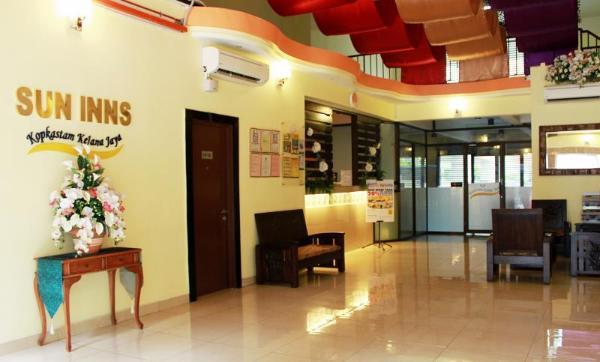Sun Inns Hotel KopKastam Kelana Jaya Kuala Lumpur
