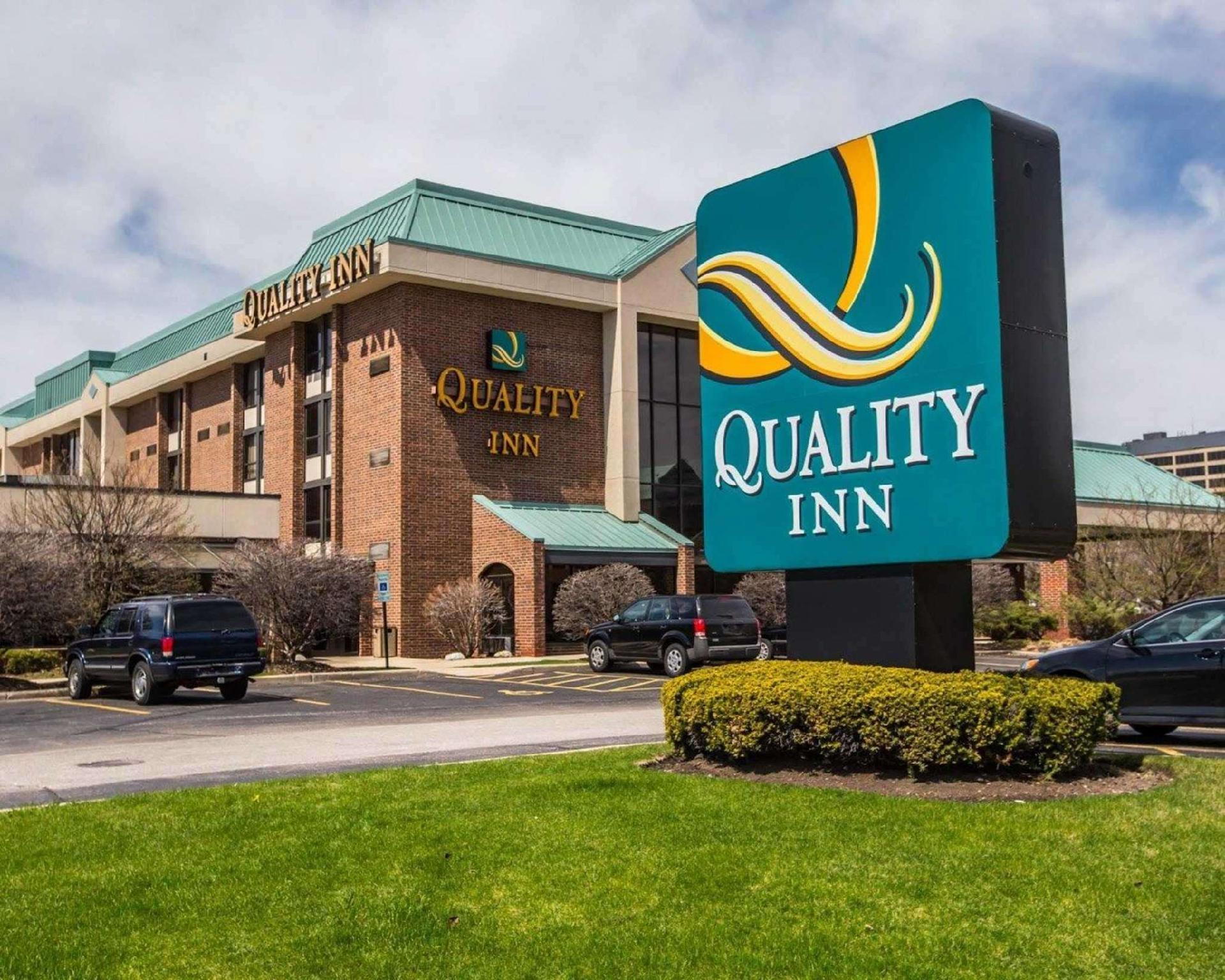 Quality Inn Schaumburg   Chicago