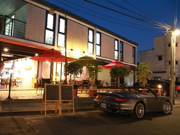 88st Guesthouse N Cafe Seoul