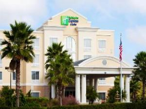 坦帕I-75布鲁斯B.唐斯快捷假日及套房酒店 (Holiday Inn Express and Suites Tampa I-75 at Bruce B. Downs)