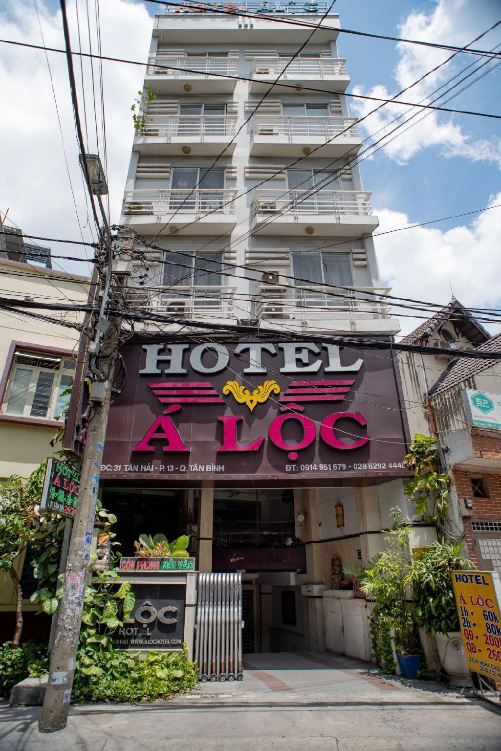 A LOC HOTEL TAN BINH