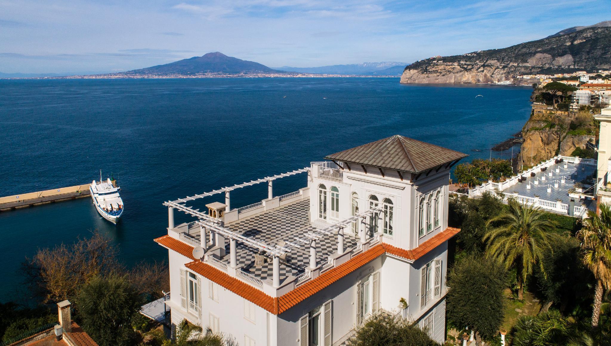 Villa Silvana Relais