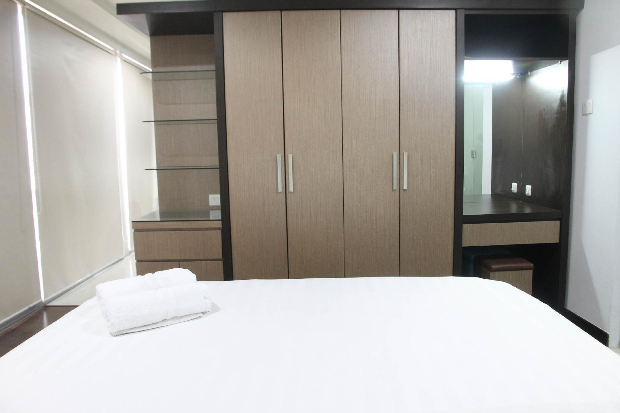Best View 1BR At Kemang Mansion Apartment By Travelio