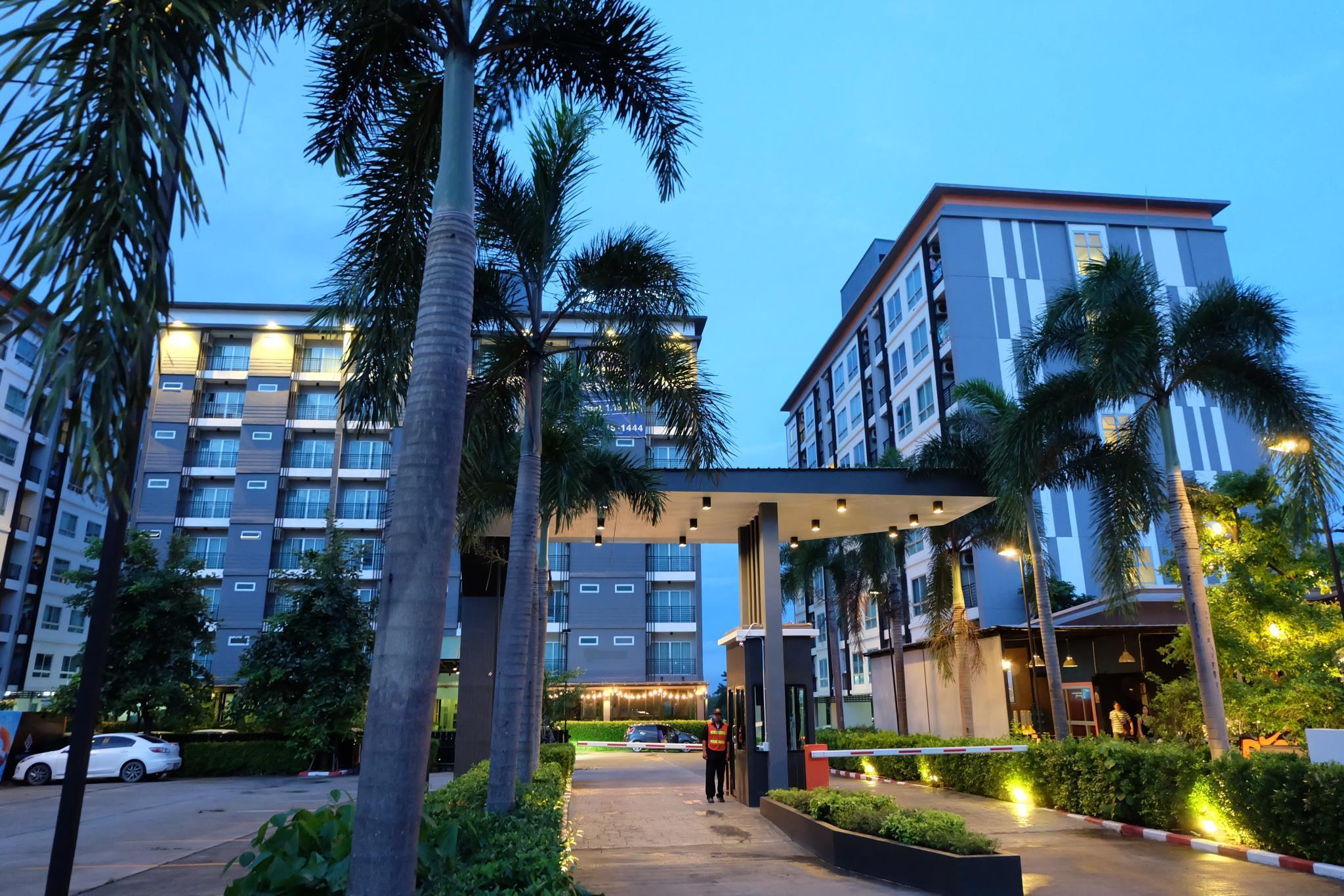 Interpark Hotel & Residence, Eastern Seaboard Rayong อินเตอร์พาร์ค โฮเต็ล แอนด์ เรสซิเดนซ์ อีสเทิร์นซีบอร์ด ระยอง