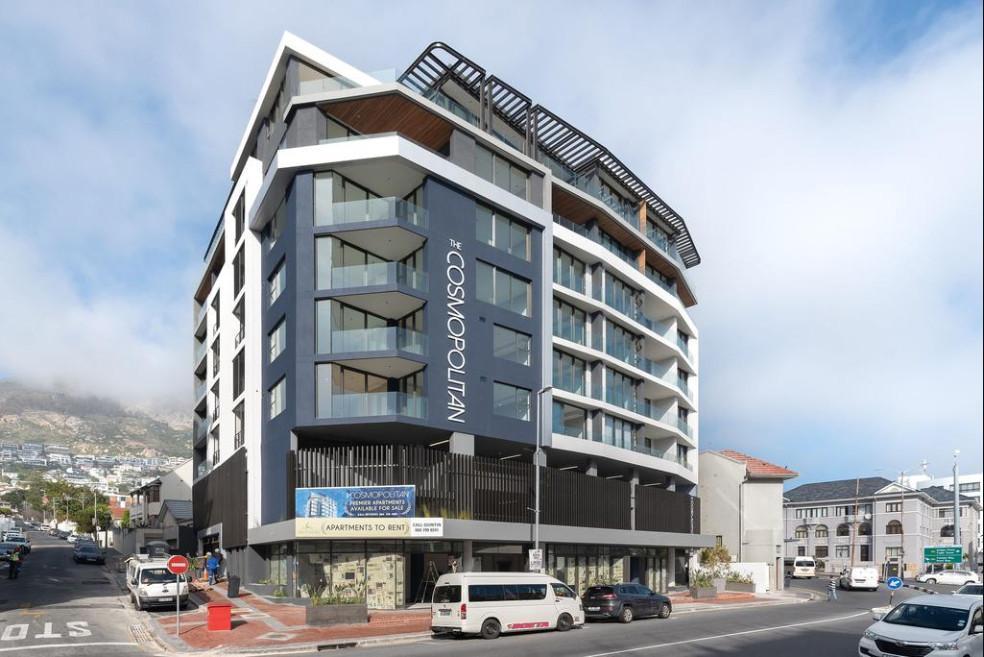 Cosmopolitan Luxury Serviced Apartments