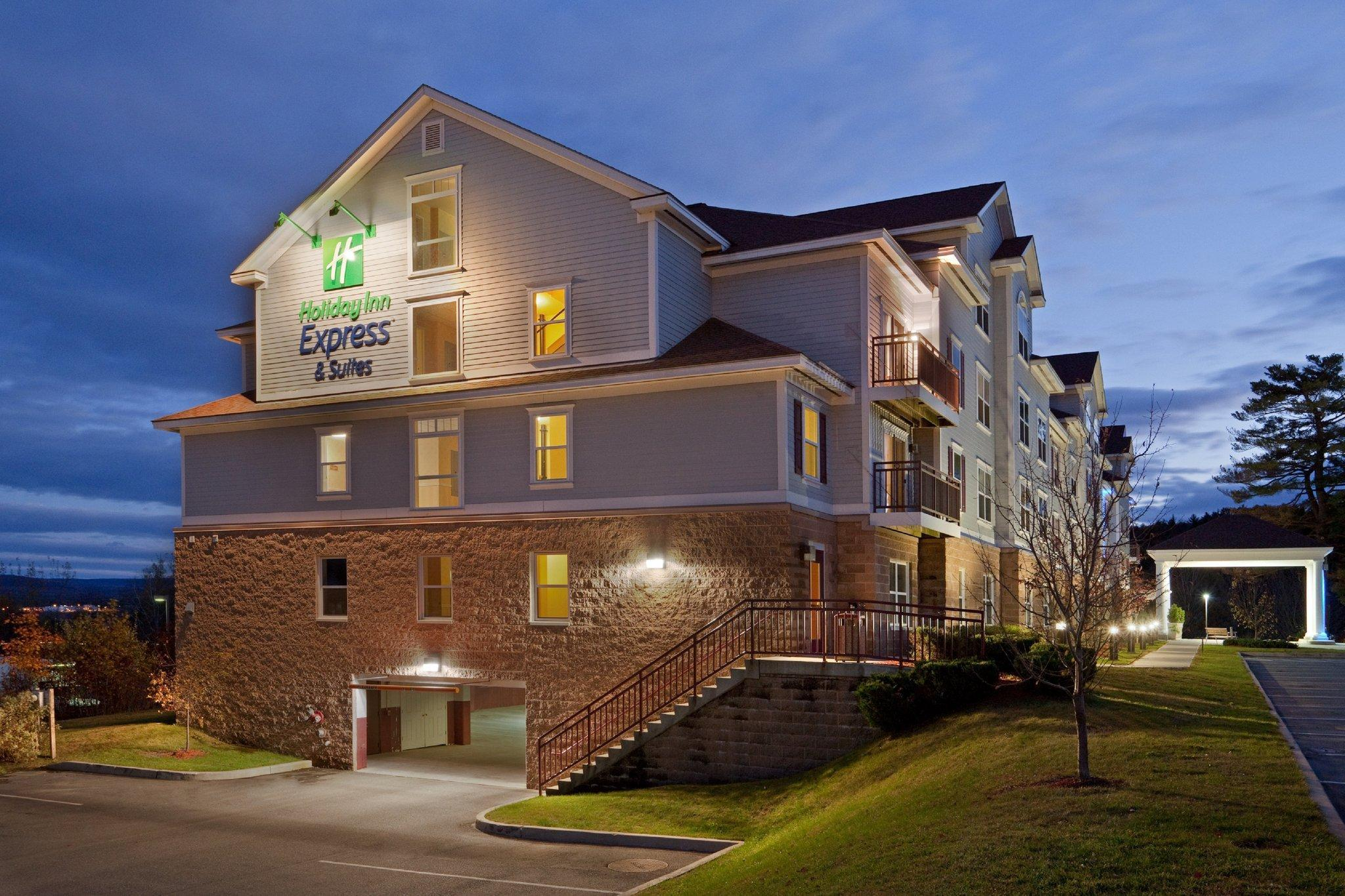 Holiday Inn Express Hotel And Suites White River Junction