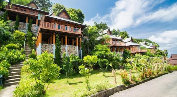 Exquisite Villa with Front side view Koh Phi Phi