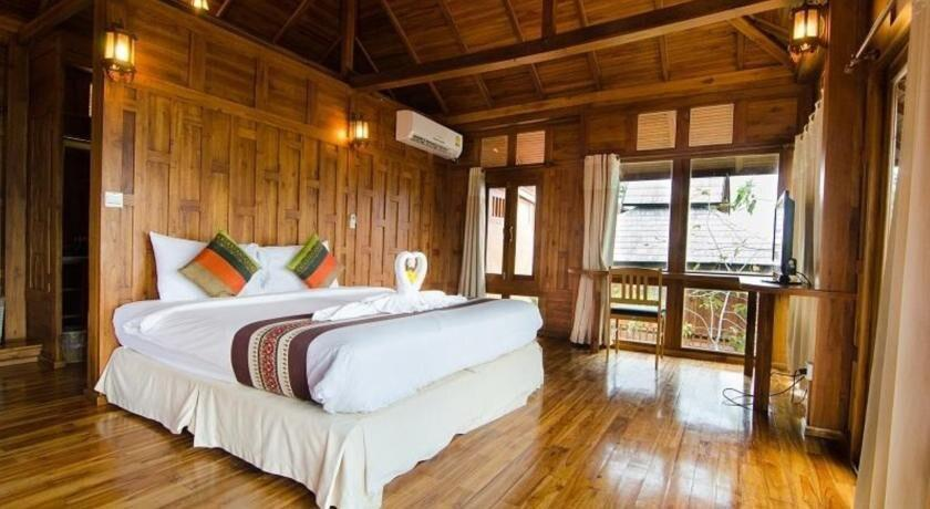 Luxurious Grand Sea View Villa สตูดิโอ บังกะโล 1 ห้องน้ำส่วนตัว ขนาด 30 ตร.ม. – หาดยาว