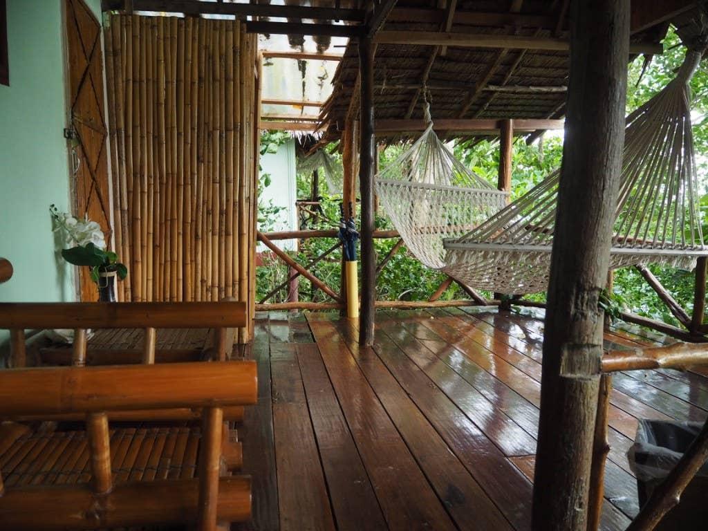 Traditional quiet hut Sea view on Phi Phi สตูดิโอ บังกะโล 1 ห้องน้ำส่วนตัว ขนาด 35 ตร.ม. – อ่าวต้นไทร