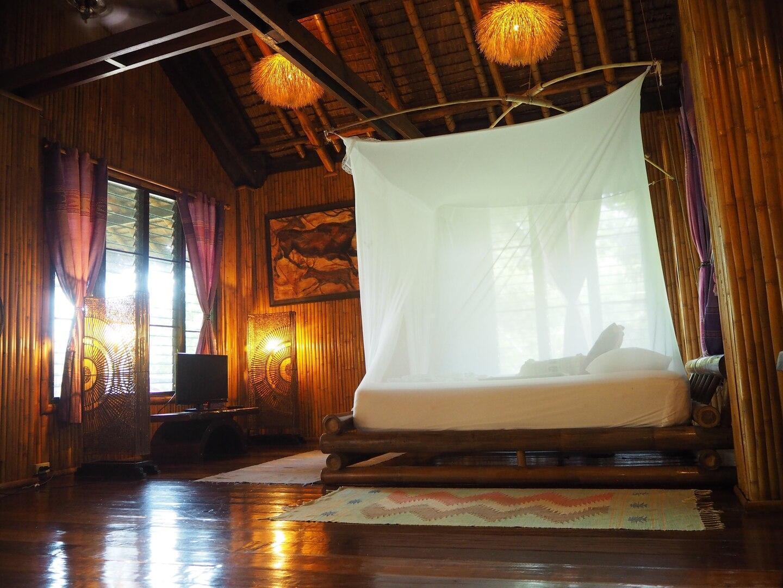 Living in the Jungle experience house Sea view สตูดิโอ บังกะโล 1 ห้องน้ำส่วนตัว ขนาด 35 ตร.ม. – อ่าวต้นไทร