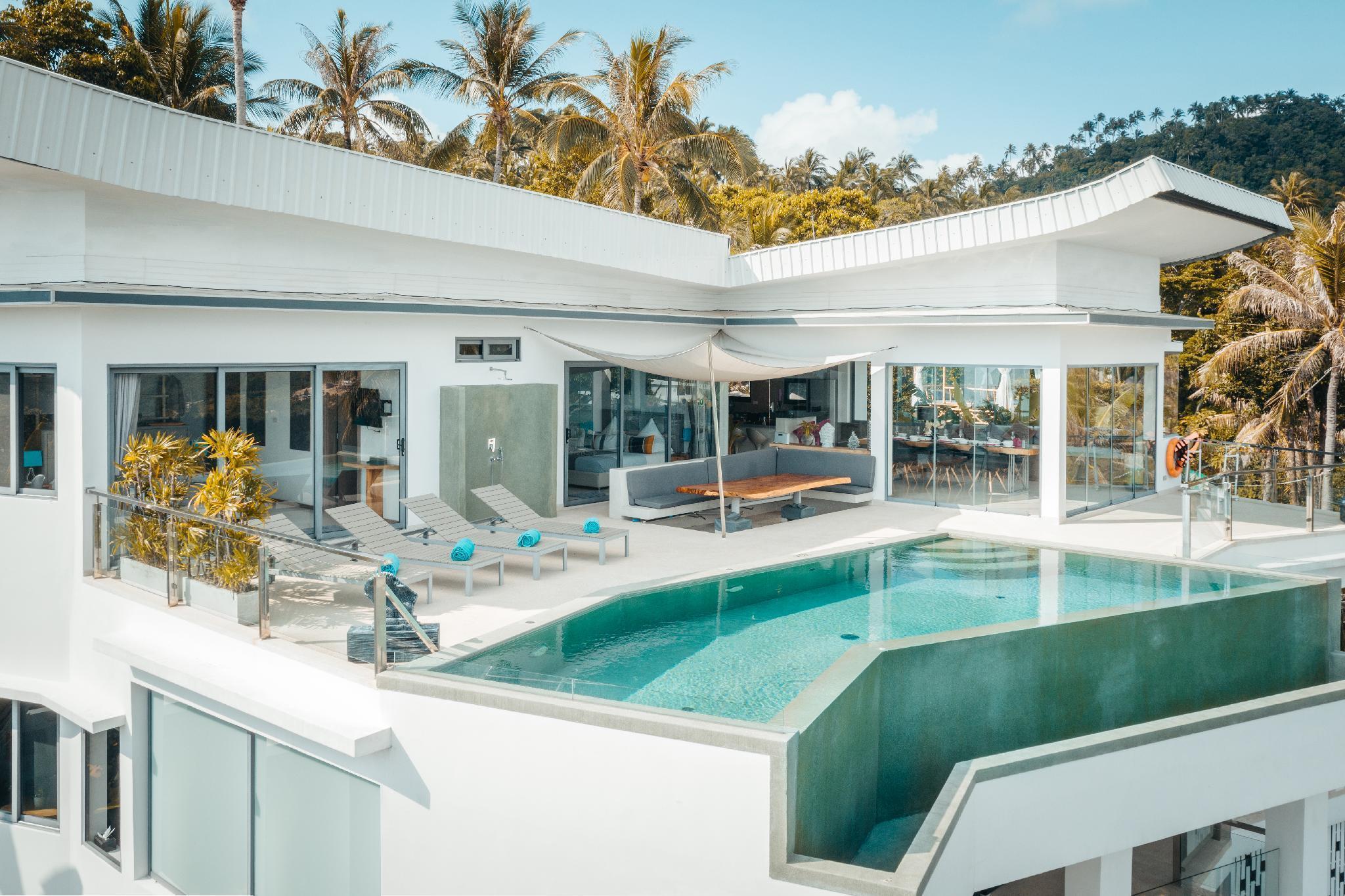 Paradise Villa วิลลา 3 ห้องนอน 3 ห้องน้ำส่วนตัว ขนาด 260 ตร.ม. – เฉวงน้อย