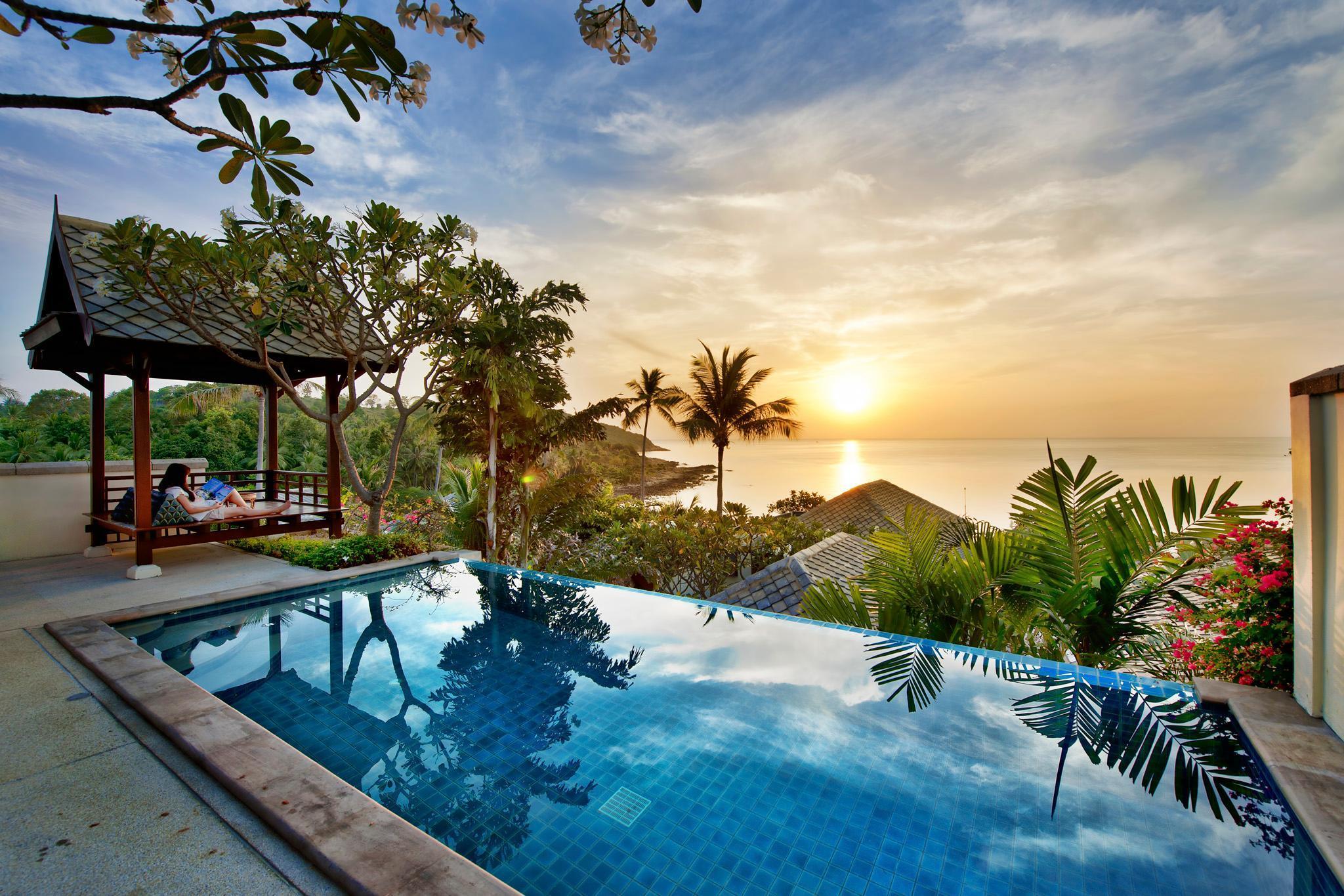 Villa Aquamarine In Luxury 5 Star Hotel