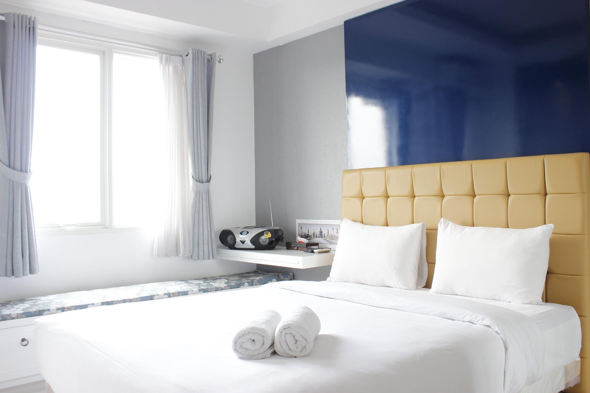 Pleasant Studio Room @ Galeri Ciumbuleuit 2 Apartment By Travelio