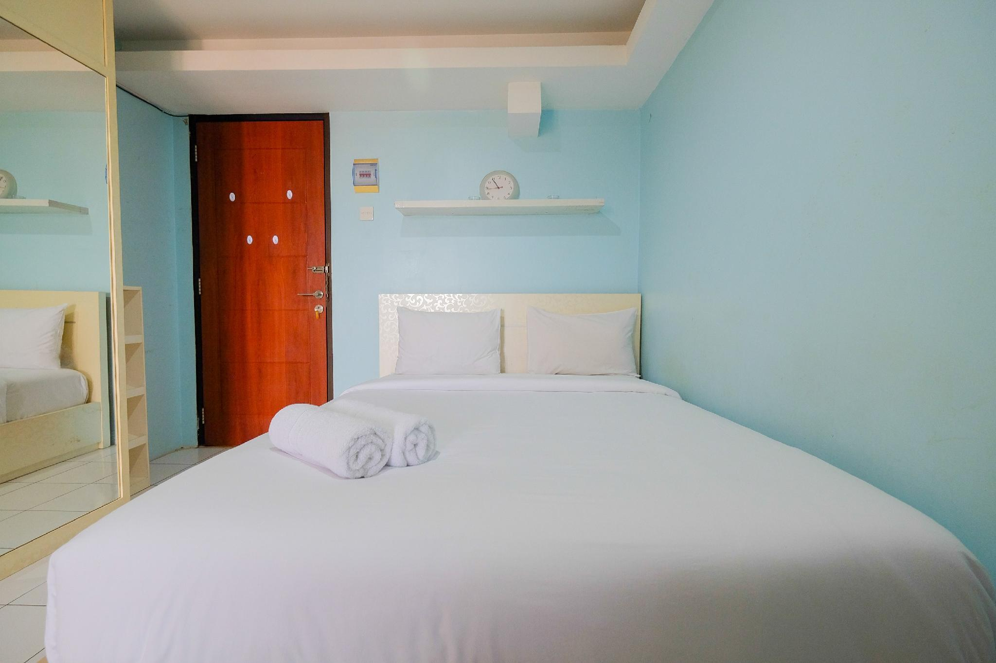 Affordable Studio Kebagusan City Apartment By Travelio