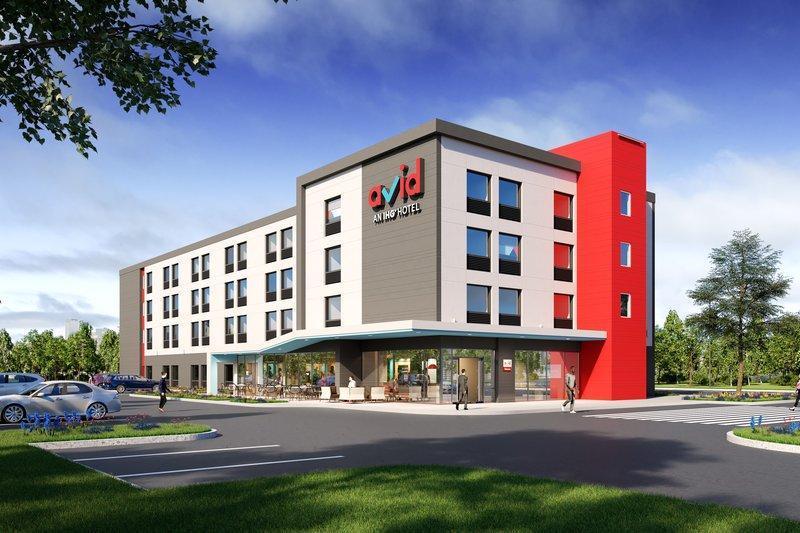 Avid Hotels Perry