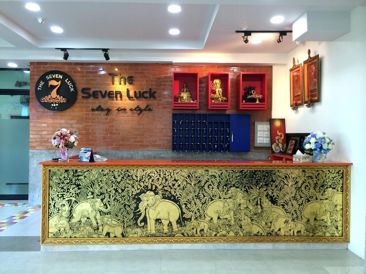 The Seven Luck   Stay In Style