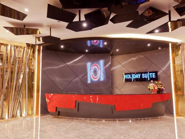 101 ฮอลิเดย์ สวีท พัทยา – 101 Holiday Suite Pattaya