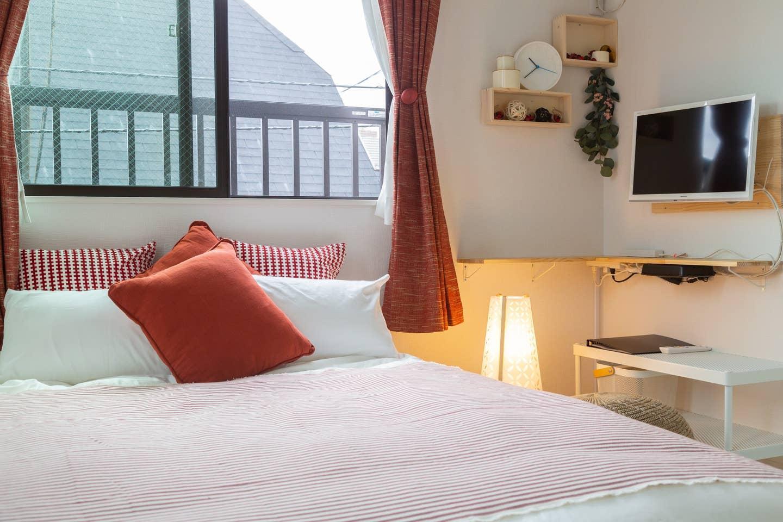 Cozy Vibes  RD  Loft Room. Higashi Shinjuku 5 Mins