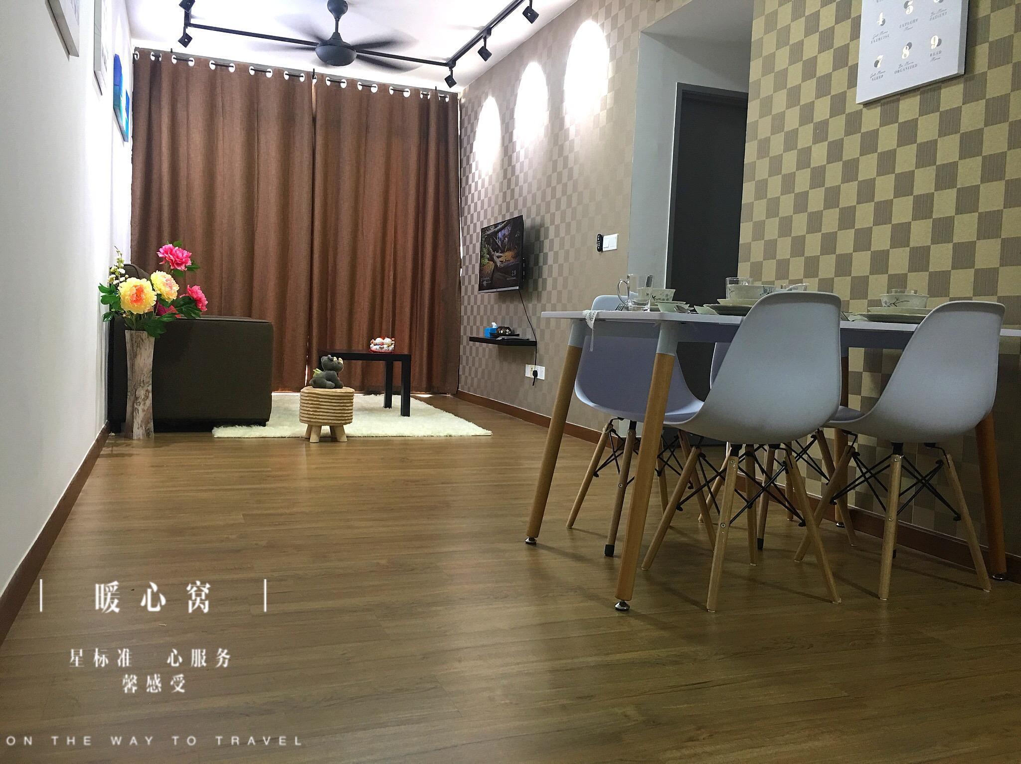 The Warm Suite 3 Bedroom Condo 6 10 Pax