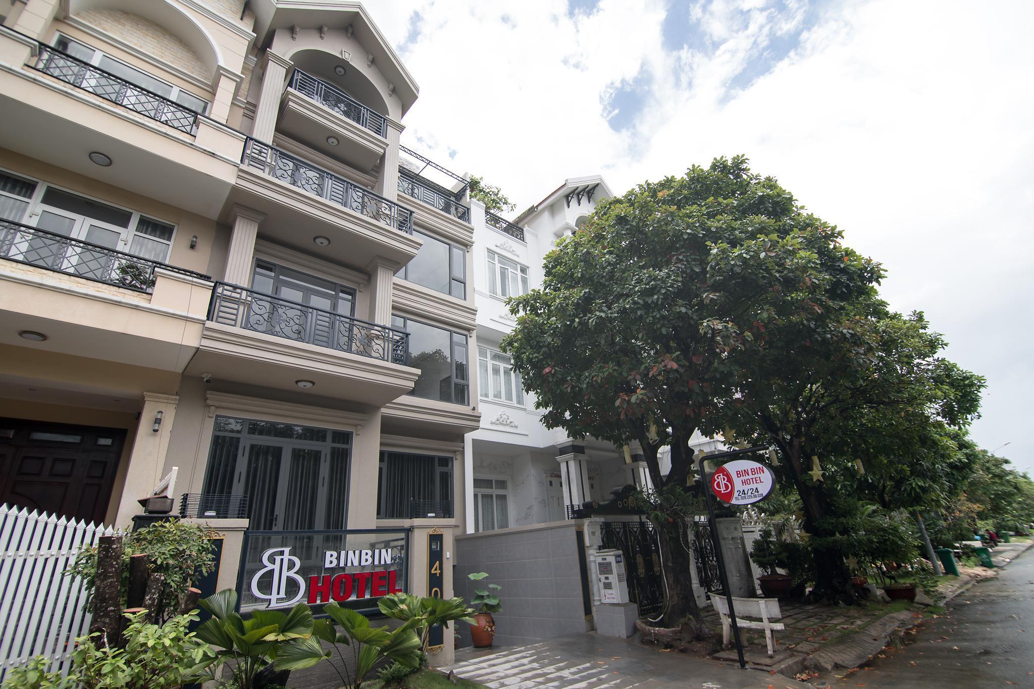 Bin Bin Hotel 7   Near Ton Duc Thang University