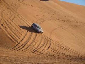 Bidiyah Desert Camp