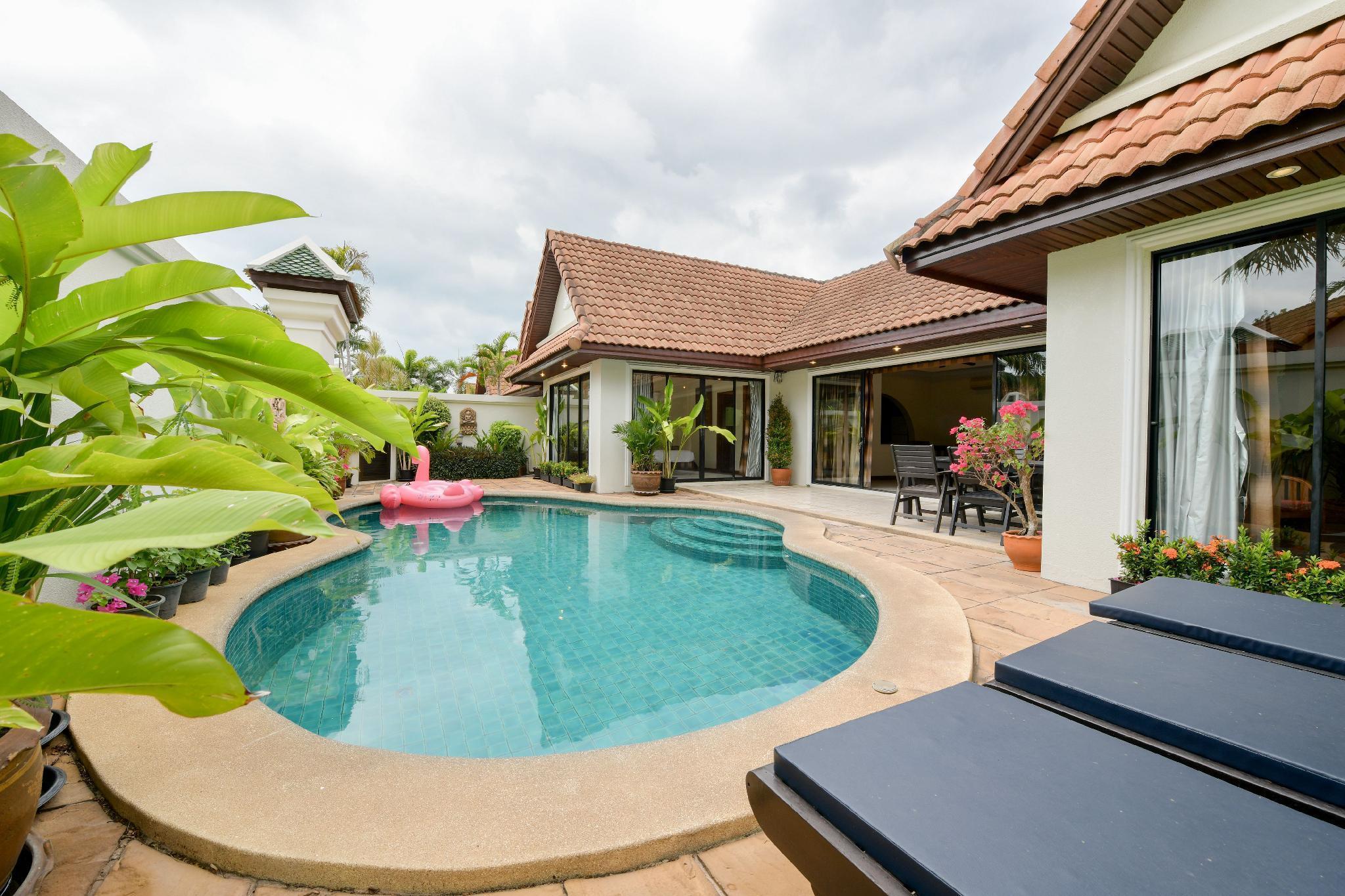 View Talay Villa Pattaya  Two Bedroom Pool Villa