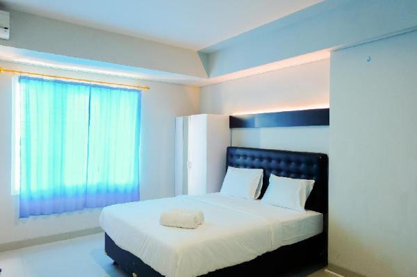 Compact Studio Room Beverly Condominium Apartment By Travelio Tangerang