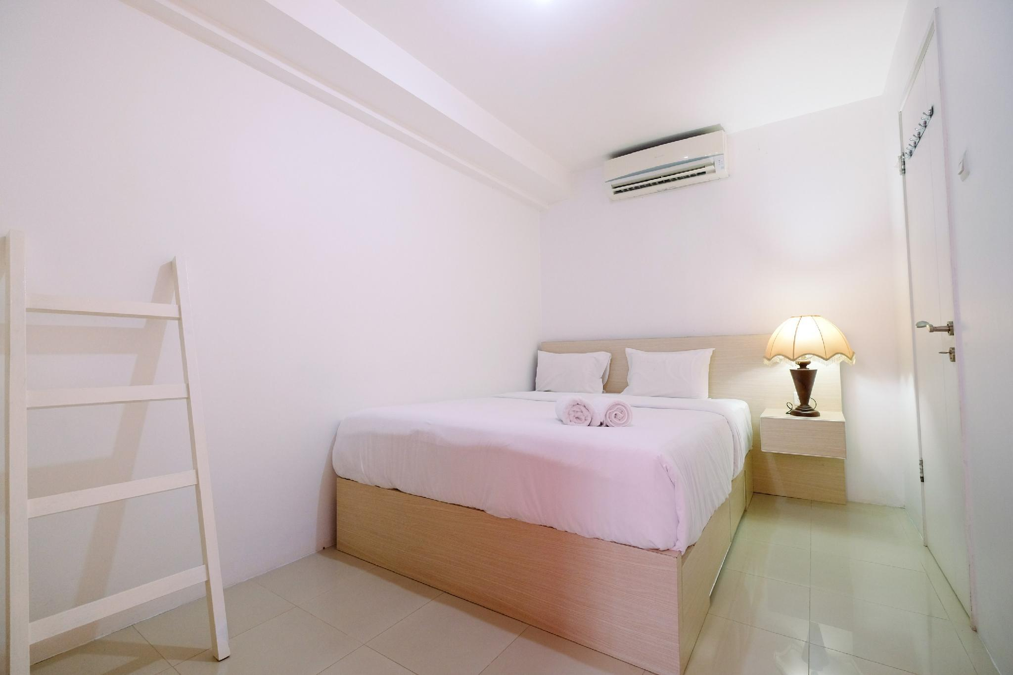 Best Location 2BR Green Palace Kalibata Apartment By Travelio
