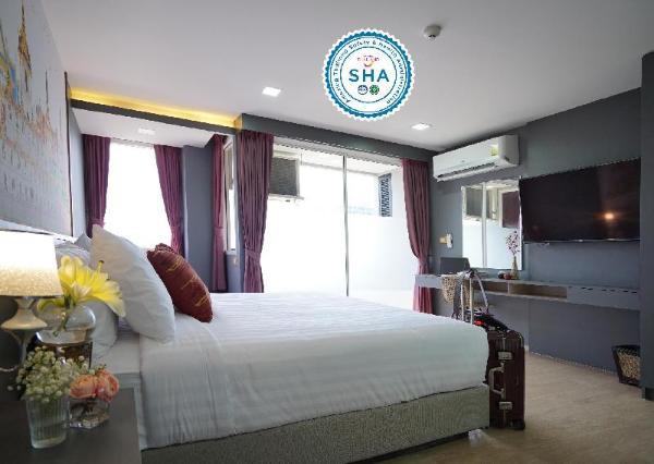 THE QUBE FIFTY HOTEL Bangkok
