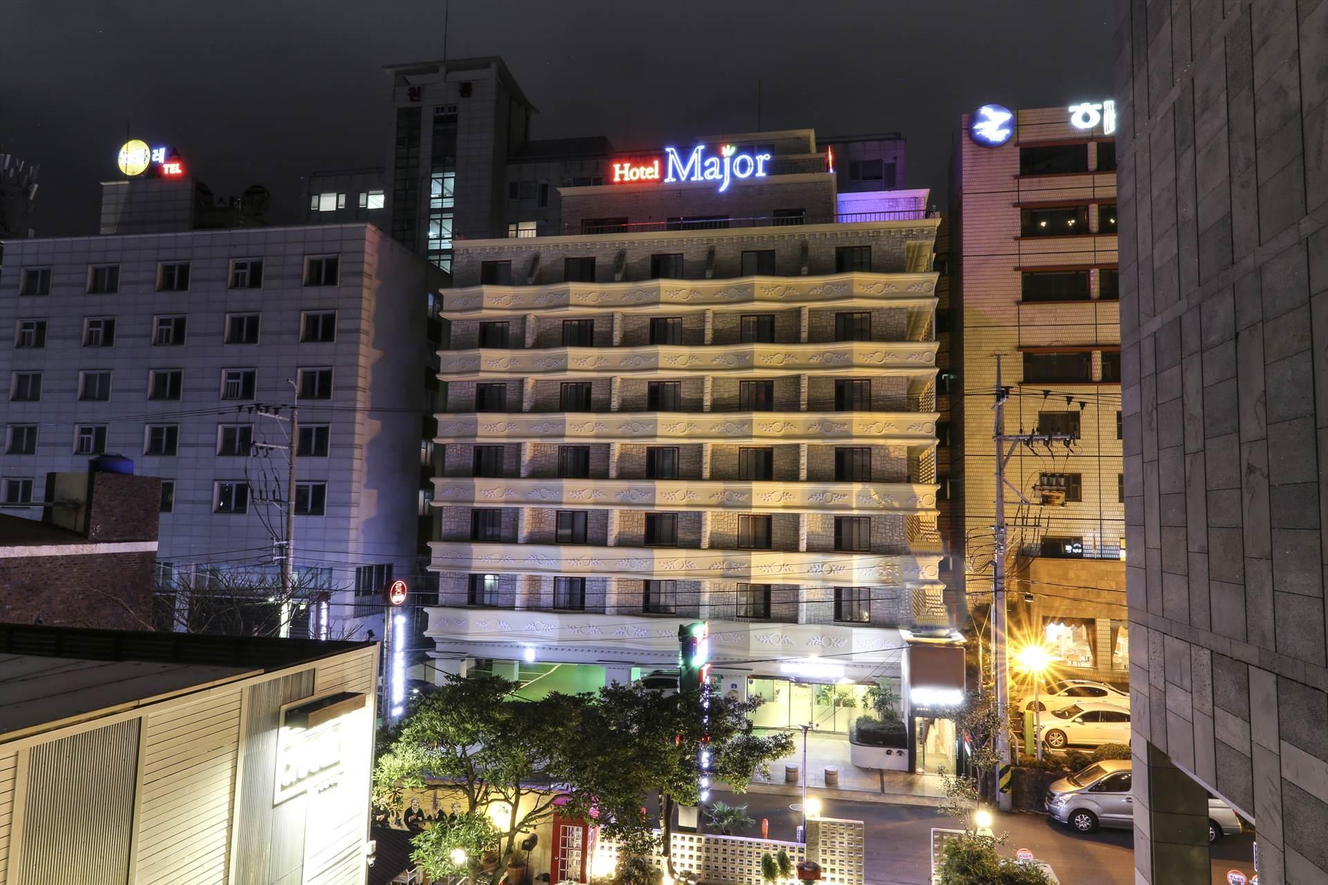 Hotel Major Jeju