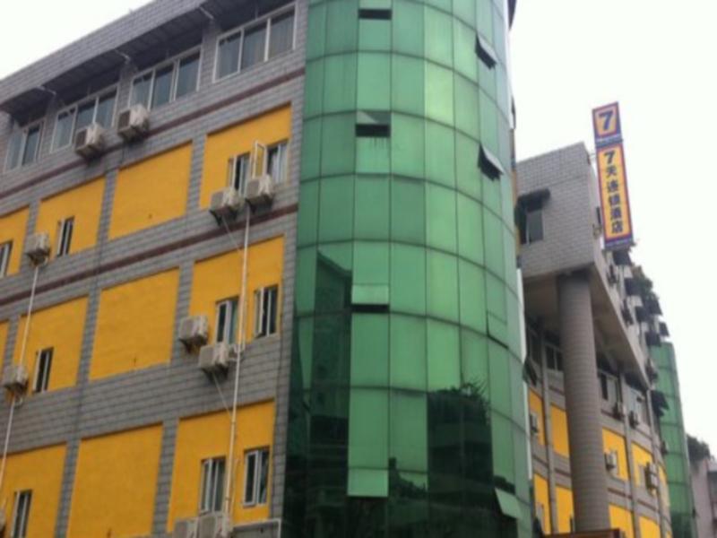 7 Days Inn Luzhou Shu Lu Street Chunhui Road Branch