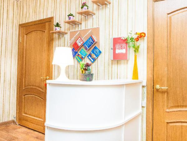 Hostels Rus Paveletskaya Moscow