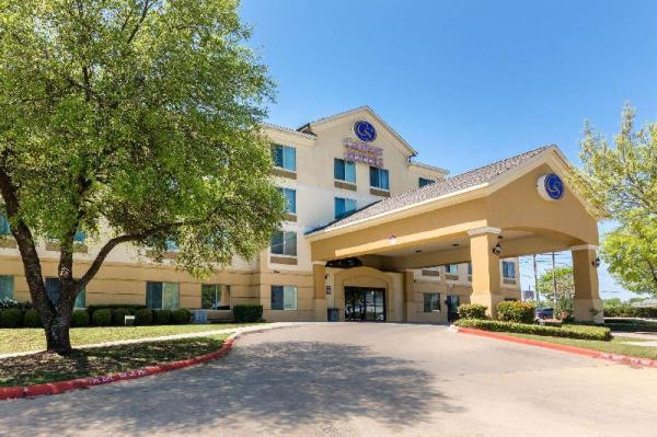 Comfort Suites Austin Airport Hotel Austin