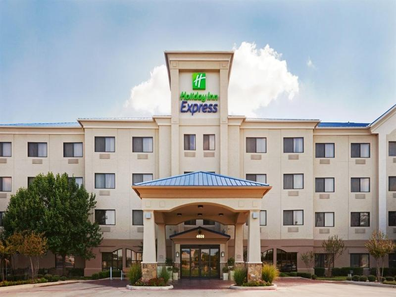 Holiday Inn Express Hotel And Suites Fort Worth I 20