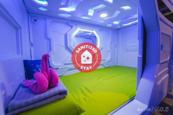 SPOT ON 90051 ZZZ Sleep Mode Capsule Johor Bahru