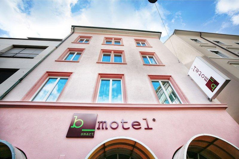 B Smart Motel Basel