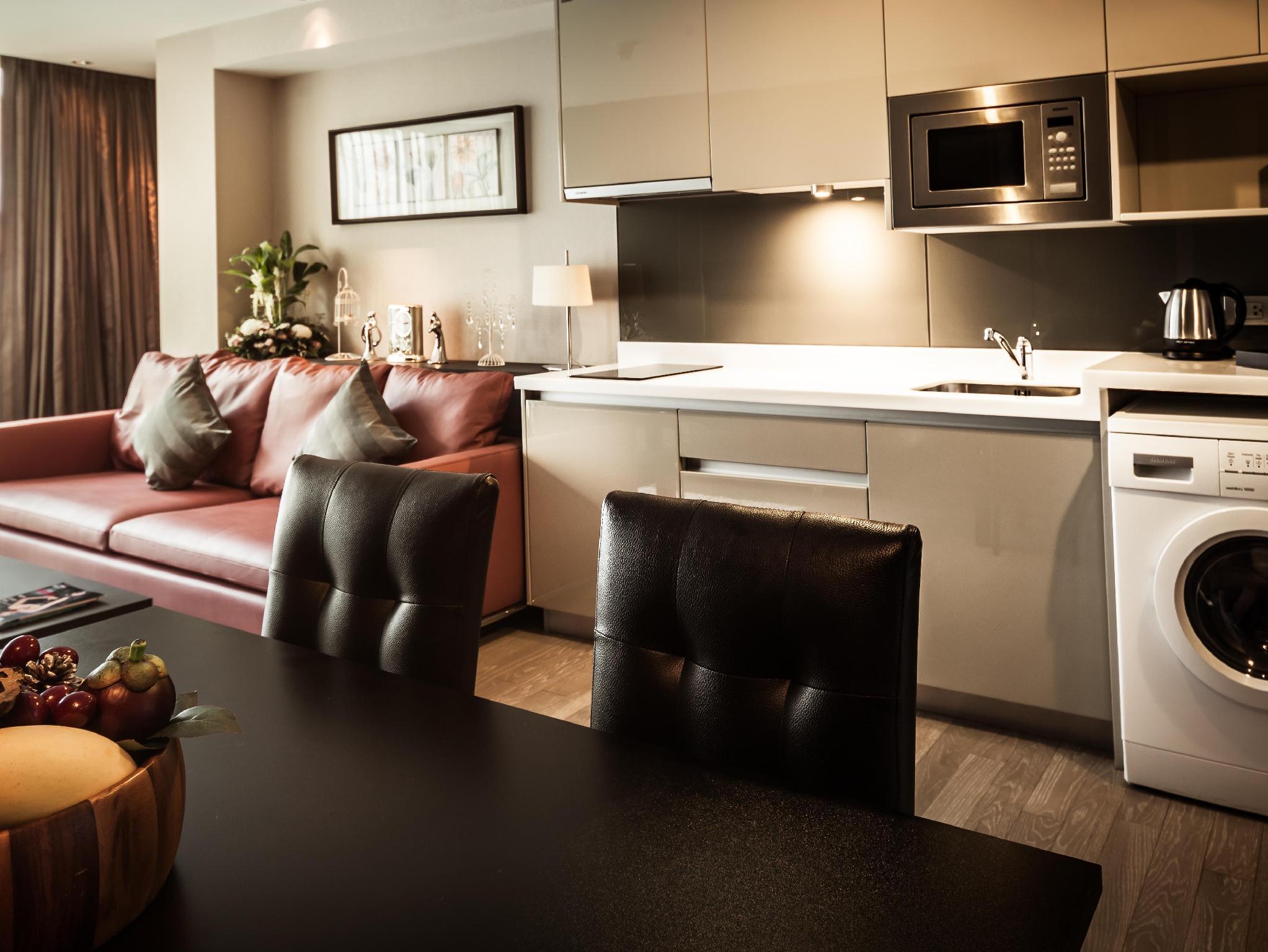 Arcadia Residence Ploenchit by Compass Hospitality อาร์คาเดีย เรสซิเดนซ์ เพลินจิต บาย คอมพาส ฮอสพิทอลลิตี