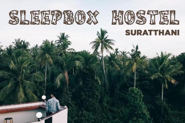 Sleepbox Hostel Suratthani Surat Thani
