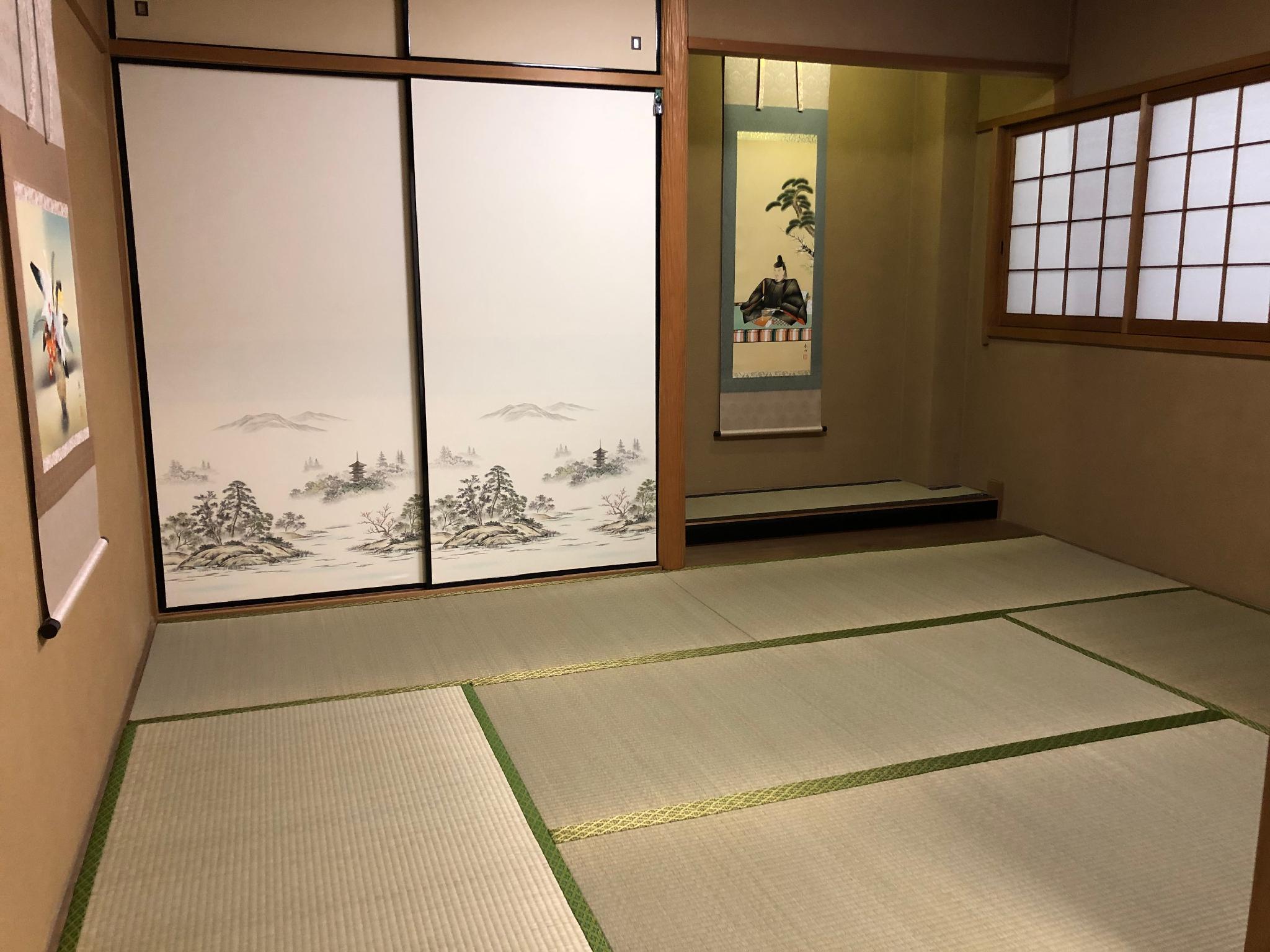 2mins Namba Sta Japanese Traditional Tadami  601