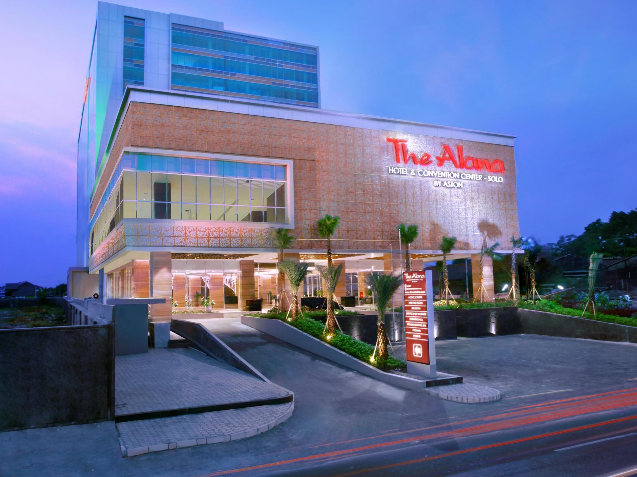 The Alana Hotel And Convention Center  Solo By ASTON