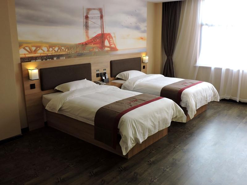Thank Inn Plus Hotel Xuzhou Pizhou Tiefu Town Jiulongshan Scenic Spot