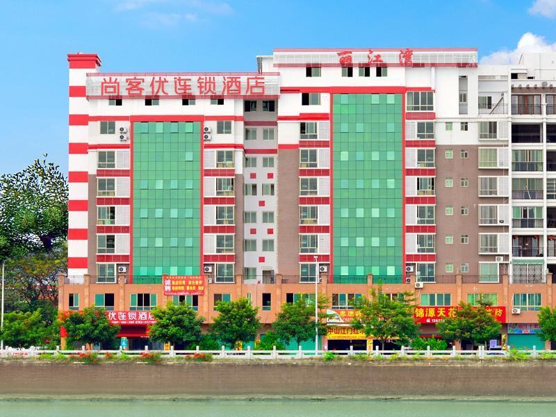 Thank Inn Plus Hotel Meizhou Mei County Lijiang Bay