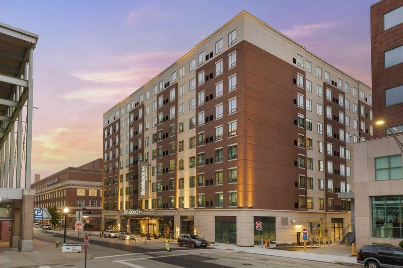 Residence Inn By Marriott Providence Downtown