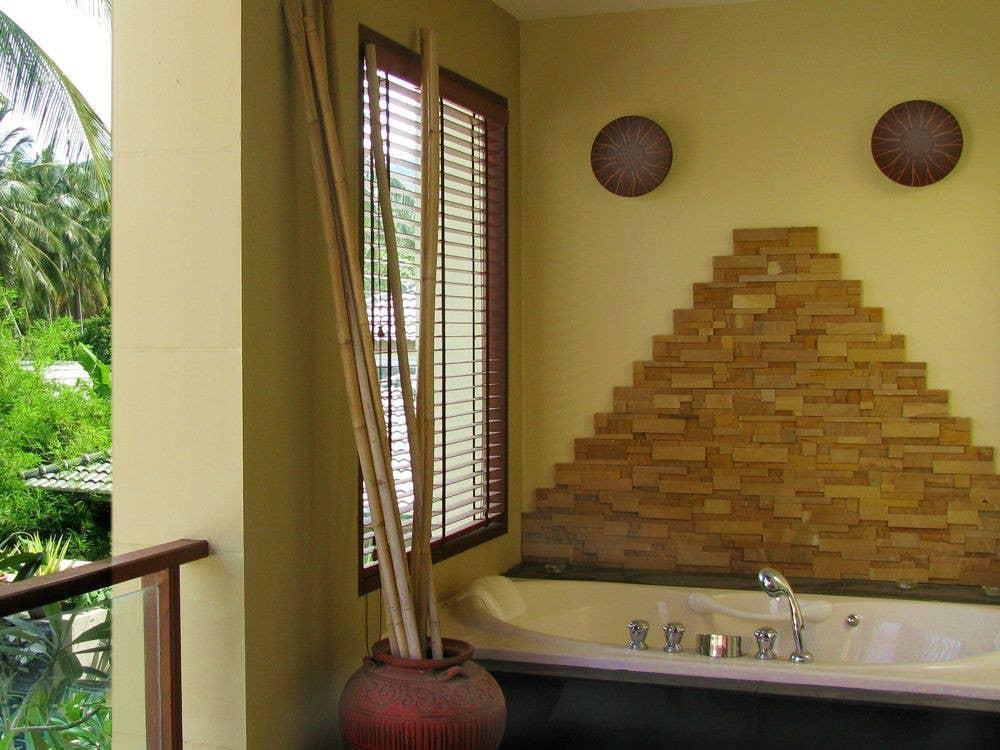 3  Bedroom luxury pool-side villa วิลลา 3 ห้องนอน 2 ห้องน้ำส่วนตัว ขนาด 160 ตร.ม. – หาดเฉวง